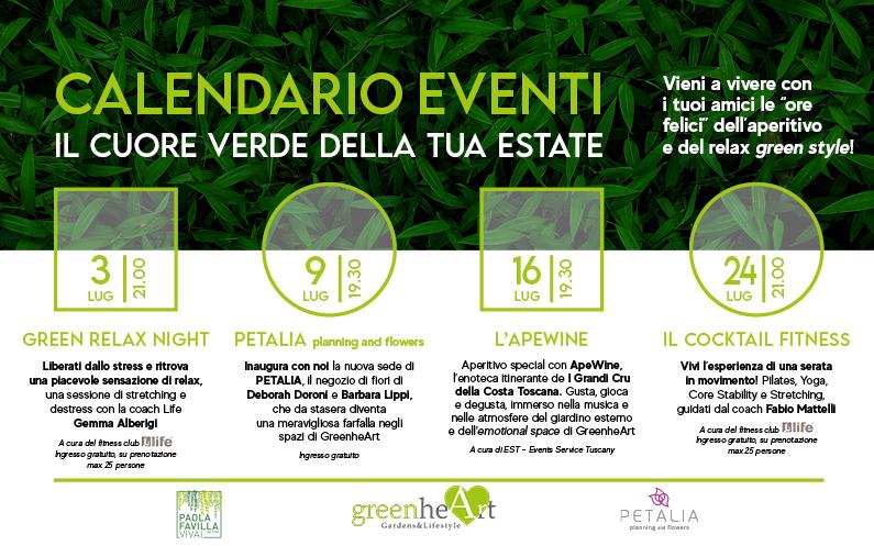 GreenheArt, il cuore verde della tua estate
