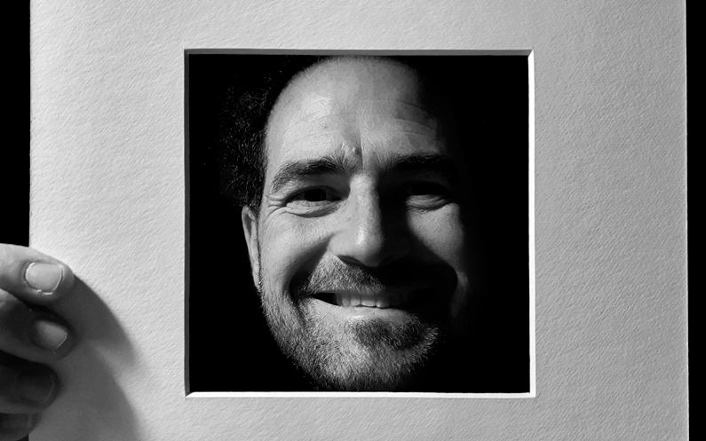 """Florian D'Angelo, a GreenheArt con """"Il Mare che sa parlare"""""""