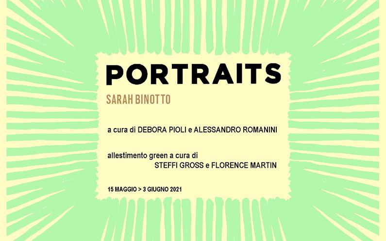 PORTRAITS di Sarah Binotto a GreenheArt Gardens & Lifestyle